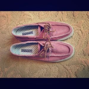 check out 55a3e 5d656 Sperry Shoes - BRAND NEW Sperry top-sider Nantucket Red boat shoe